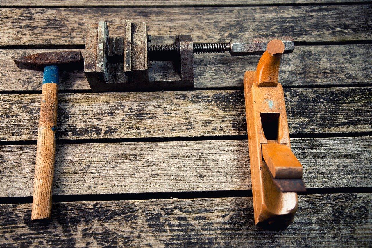 hammer, tools, carpentry